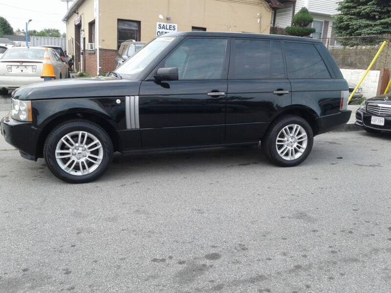 2009 Land Rover Range Rover for sale at Nelsons Auto Specialists in New Bedford MA