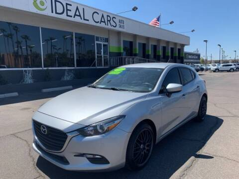 2017 Mazda MAZDA3 for sale at Ideal Cars East Mesa in Mesa AZ