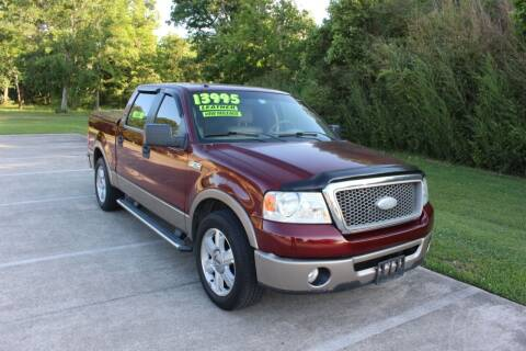 2006 Ford F-150 for sale at Clear Lake Auto World in League City TX