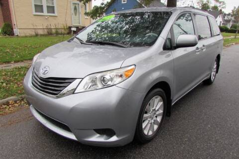 2011 Toyota Sienna for sale at First Choice Automobile in Uniondale NY