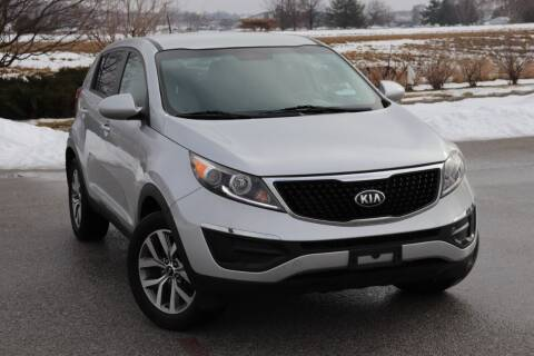 2016 Kia Sportage for sale at Big O Auto LLC in Omaha NE