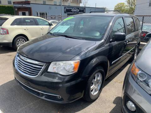 2012 Chrysler Town and Country for sale at Park Avenue Auto Lot Inc in Linden NJ