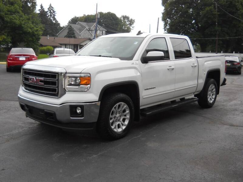 2015 GMC Sierra 1500 for sale at Petillo Motors in Old Forge PA