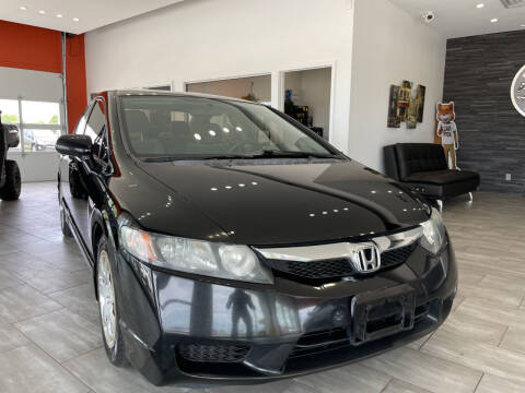 2011 Honda Civic for sale at Evolution Autos in Whiteland IN