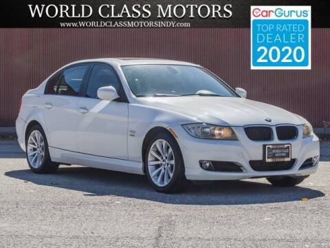 2011 BMW 3 Series for sale at World Class Motors LLC in Noblesville IN