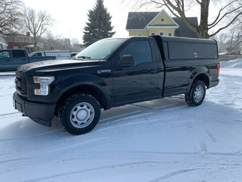 2017 Ford F-150 for sale at BROTHERS AUTO SALES in Hampton IA