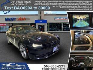2017 Dodge Charger for sale at Best Auto Outlet in Floral Park NY