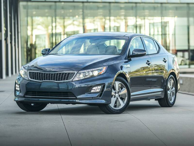 2016 Kia Optima Hybrid for sale at TTC AUTO OUTLET/TIM'S TRUCK CAPITAL & AUTO SALES INC ANNEX in Epsom NH