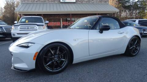 2016 Mazda MX-5 Miata for sale at Driven Pre-Owned in Lenoir NC
