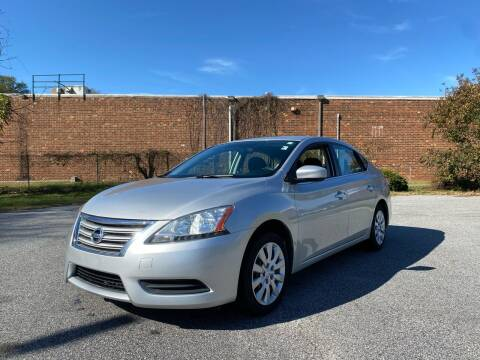 2013 Nissan Sentra for sale at RoadLink Auto Sales in Greensboro NC