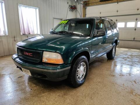1998 GMC Jimmy for sale at Sand's Auto Sales in Cambridge MN