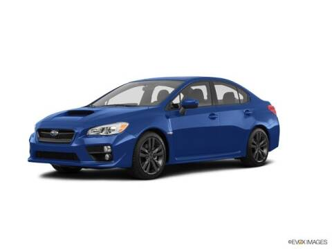 2017 Subaru WRX for sale at Rick Hill Auto Credit in Dyersburg TN