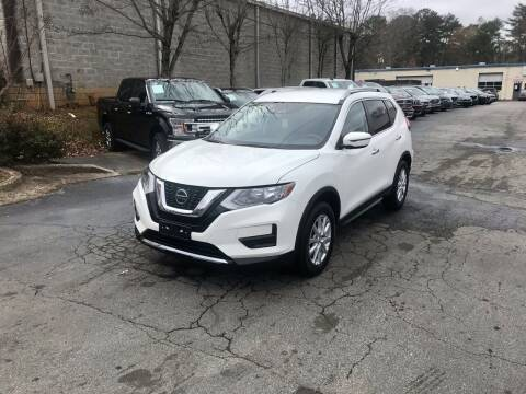 2020 Nissan Rogue for sale at Five Brothers Auto Sales in Roswell GA