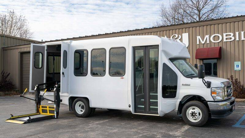 2021 Ford E-Series Chassis for sale at A&J Mobility in Valders WI