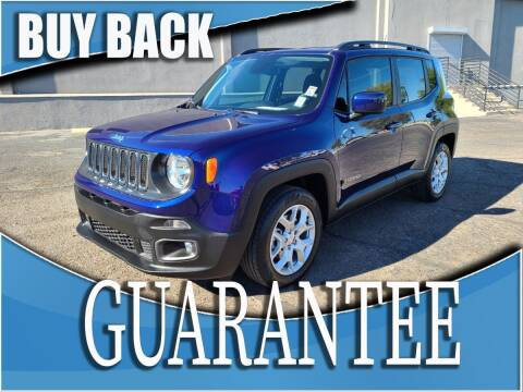 2018 Jeep Renegade for sale at Reliable Auto Sales in Las Vegas NV