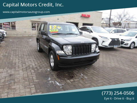 2012 Jeep Liberty for sale at Capital Motors Credit, Inc. in Chicago IL