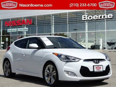 2017 Hyundai Veloster for sale at Nissan of Boerne in Boerne TX