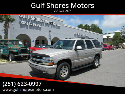 2005 Chevrolet Tahoe for sale at Gulf Shores Motors in Gulf Shores AL
