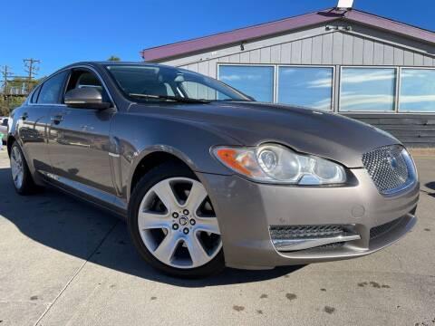 2010 Jaguar XF for sale at Colorado Motorcars in Denver CO