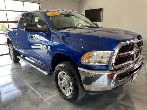 2016 RAM Ram Pickup 2500 for sale at Crossroads Car & Truck in Milford OH