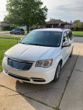 2013 Chrysler Town and Country for sale at Suburban Auto Sales LLC in Madison Heights MI