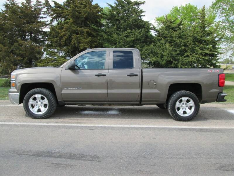 2014 Chevrolet Silverado 1500 for sale at Joe's Motor Company in Hazard NE