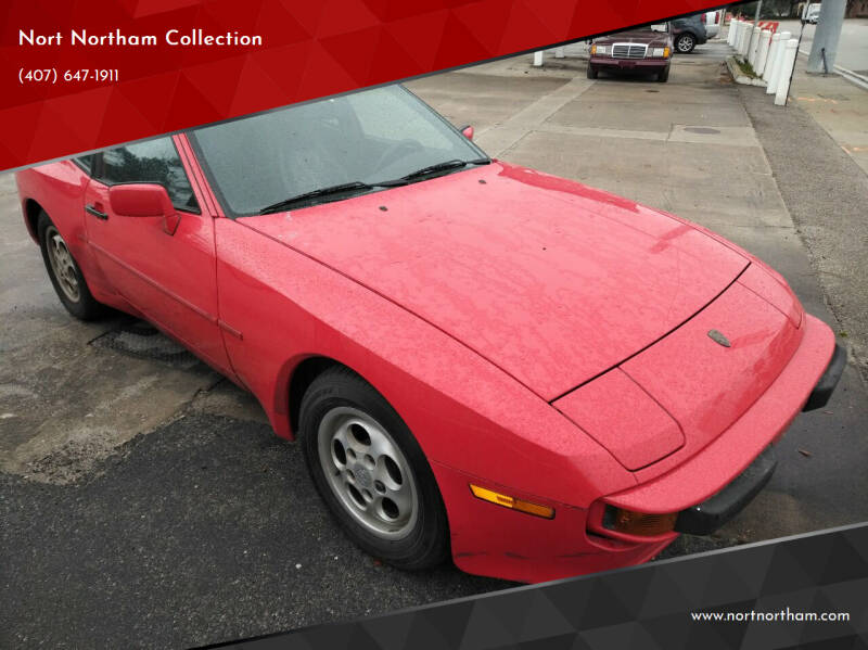 1988 Porsche 944 for sale at Nort Northam Collection in Winter Park FL