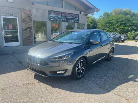 2018 Ford Focus for sale at Davison Motorsports in Holly MI