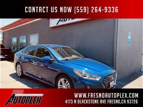 2018 Hyundai Sonata for sale at Fresno Autoplex in Fresno CA