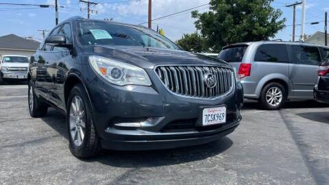 2013 Buick Enclave for sale at Tristar Motors in Bell CA