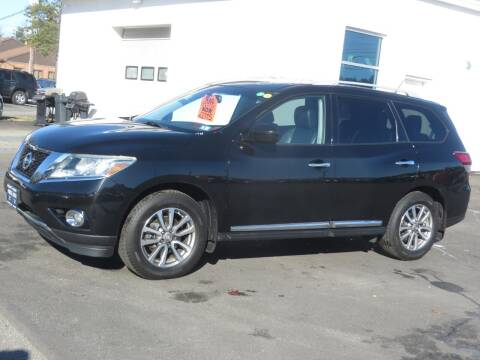 2014 Nissan Pathfinder for sale at Price Auto Sales 2 in Concord NH