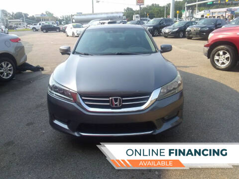 2014 Honda Accord for sale at Marino's Auto Sales in Laurel DE