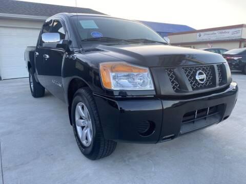 2013 Nissan Titan for sale at Princeton Motors in Princeton TX