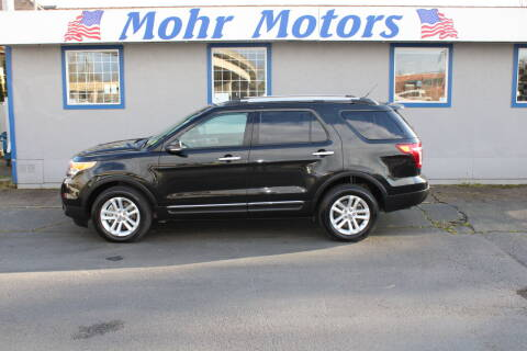 2015 Ford Explorer for sale at Mohr Motors in Salem OR