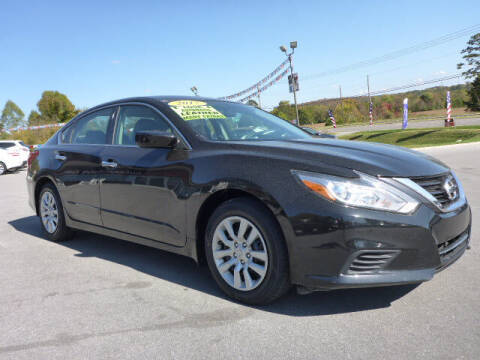 2017 Nissan Altima for sale at Viles Automotive in Knoxville TN