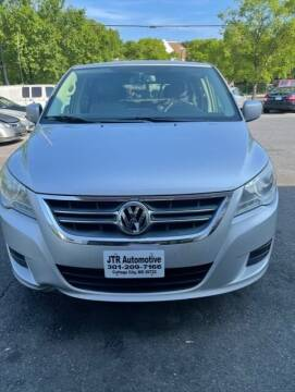 2009 Volkswagen Routan for sale at JTR Automotive Group in Cottage City MD