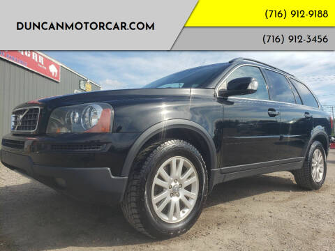 2008 Volvo XC90 for sale at DuncanMotorcar.com in Buffalo NY
