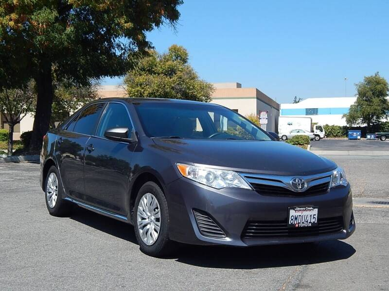 2014 Toyota Camry for sale at Crow`s Auto Sales in San Jose CA