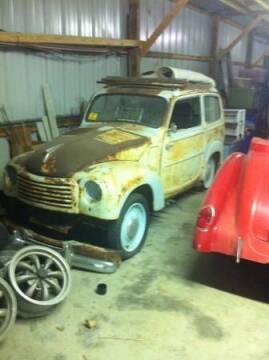 1952 FIAT 500 for sale at Classic Car Deals in Cadillac MI