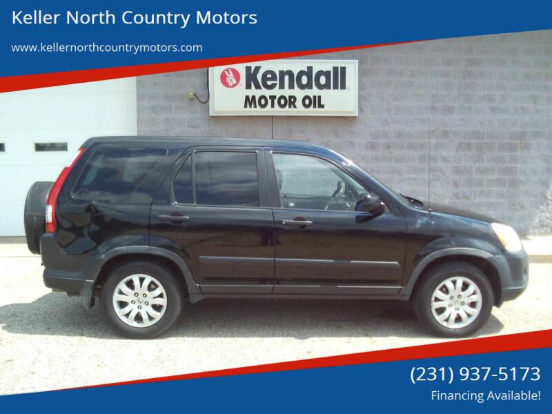 2005 Honda CR-V for sale at Keller North Country Motors in Howard City MI