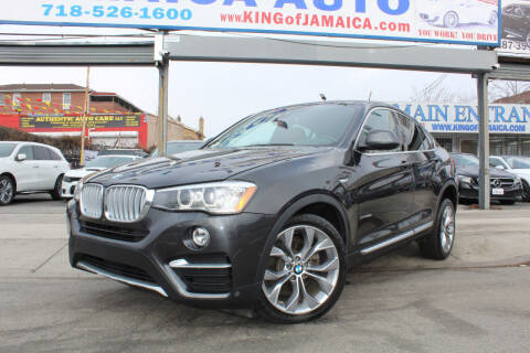 2018 BMW X4 for sale at MIKEY AUTO INC in Hollis NY