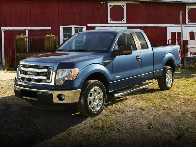 2013 Ford F-150 for sale at Midway Auto Outlet in Kearney NE