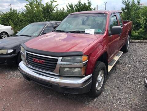 2006 GMC Canyon for sale at Jeffrey's Auto World Llc in Rockledge PA