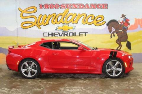 2017 Chevrolet Camaro for sale at Sundance Chevrolet in Grand Ledge MI