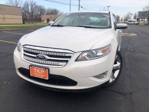 2010 Ford Taurus for sale at TKP Auto Sales in Eastlake OH