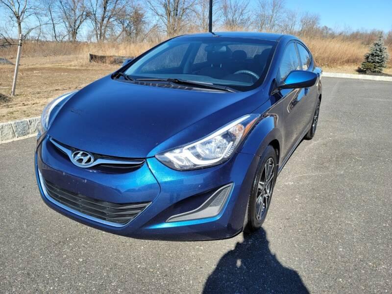 2016 Hyundai Elantra for sale at DISTINCT IMPORTS in Cinnaminson NJ