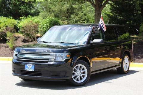 2017 Ford Flex for sale at Quality Auto in Sterling VA