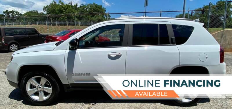 2016 Jeep Compass for sale at Square 1 Auto Sales - Commerce in Commerce GA