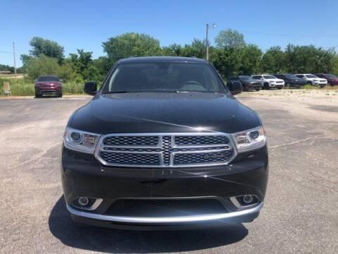 2020 Dodge Durango for sale at Vance Fleet Services in Guthrie OK