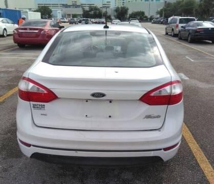 2014 Ford Fiesta for sale at JacksonvilleMotorMall.com in Jacksonville FL